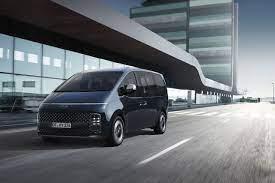 Hyundai STARIA - Neuer Luxus-Van aus Fernost - NewCarz.de