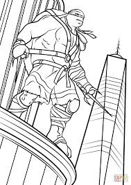 Small Picture Coloring Pages Teenage Mutant Ninja Turtles Coloring Pages