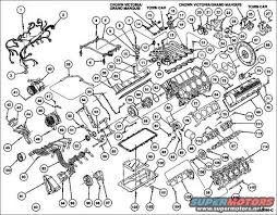 ford crown victoria diagrams pictures videos and sounds engine