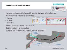 seu12 506 creating nailboard drawings for wire harnesses ronni page 4 siemens plm software 5 assembly 3d wire harness•