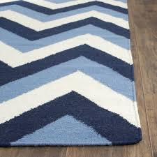 safavieh dhurries navy light blue chevron area rug wayfair cheerful home office rug wayfair safavieh