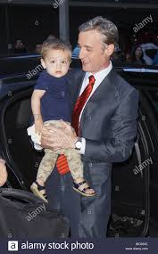 "New York, NY - ABC News' legal analyst Don Abrams and his son Everett Floyd  are all smiles as they make an appearance on ""Good Morning America"" in New  York. AKM-GSI, September"