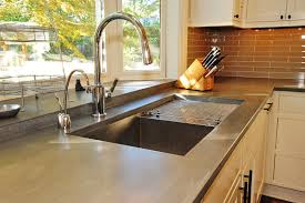 pros and cons of poured concrete countertops