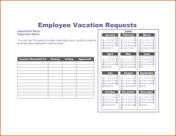 Time Off Request Form Template Lobo Black