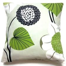 photo 7 of 9 superb decorative green pillows 8 gray and cream two black white lime navy blue white cream geometric throw cushion covers