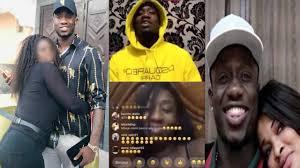 Mbaye Diagne ex copain de Soumboulou d£r@pe sur Instagram avec: '