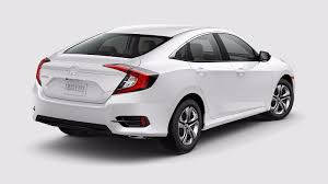 New 2018 Honda Civic Sedan Exterior Color Options