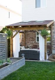 simple covered patio ideas. HDBlogSquad // How To Build A Covered Patio Simple Covered Patio Ideas