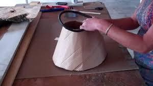 cardboard or poster board collar