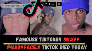 What happened to TikTok Swavy? Babyface ...