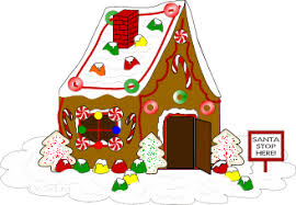 gingerbread house clipart background. Simple Clipart Christmas Clip Art Gingerbread House Gingerbread Throughout House Clipart Background A