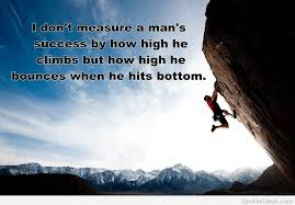 Man Success Quote With A Impressive Image Custom Great Quotes About Success