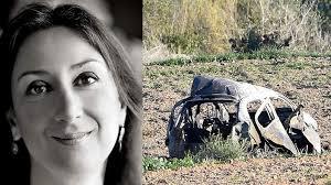 مالطا: مقتل مدونة اتهمت الحكومة بالفساد في انفجار سيارة مفخخة