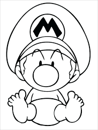 Mario Coloring Pages Yoshi Coloring Pages To Print Free Super Mario