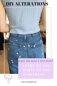 Make Pants How To Make The Waist Of Jeans Fit Diy Slipcovers And