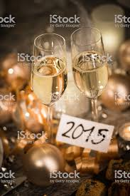 new years eve 2015 champagne.  Eve 2015 New Years Eve Party Table Champagne Flute Ribon Glitter Royaltyfree  Stock Photo On New Years Eve Champagne Y