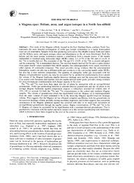 (PDF) A <b>Magnus</b> Opus: Helium, <b>neon</b> and argon isotopes in a North ...