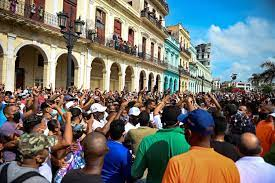 Cuba's Nationwide Protests Reveal ...