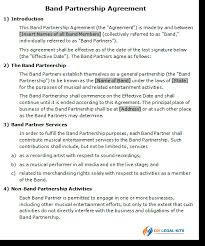 Respect Agreement Template Property Management Agreement Template Uk ...