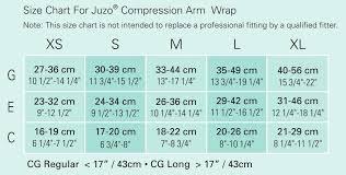 Juzo 6000cg Standard Short Stretch Compression Arm Wraps