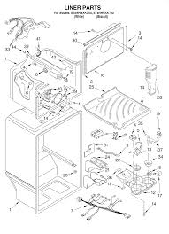 Whirlpool Refrigerator Ice Maker Wiring Diagram
