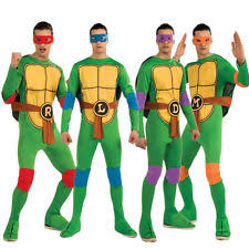 ninja turtles costumes for men. Unique Men Teenage Mutant Ninja Turtles TMNT Mens Superhero Adult Fancy Halloween  Costume And Costumes For Men N