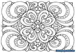 Free Pdf Adult Coloring Pages Coloring Pages For Kids