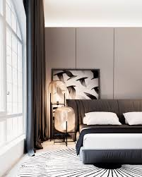 Modern Interior Design Bedroom 2 Modern Interior Style For Stylish Bedroom Design Roohome