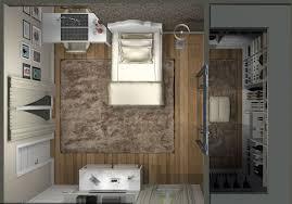 planta de quarto de solteiro com closet