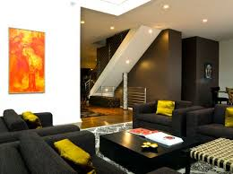 Living room black furniture Dark View In Gallery Homedit Color That Work Well In Combination With Black Furniture