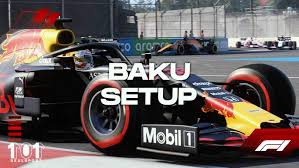 F1's second street track in a row, this time in baku, for a race which has thrown up all manner of incident since joining the calendar; F1 2020 Azerbaijan Grand Prix Setup Guide Career My Team Time Trials