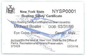 Boating Phil's Training Certificate Center
