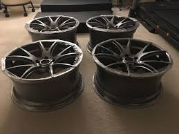 5x115 Bolt Pattern Fascinating SOLD BRAND NEW Forgestar CF48V 48x4848 And 48x4848 Gunmetal Finish