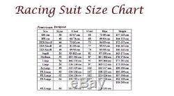 Omp Kart Suit Size Chart Omp Sublimation Go Kart Race Suit Level 2