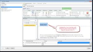 microsoft word fast forms in this case we want to map the barcode value into the sample barcode placed in the header of our word document