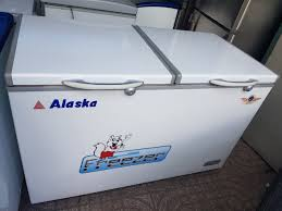 Tủ đông cũ Alaska 210 lít IF-21 mới 93%