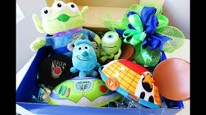 disneyland gift unboxing give the gift of disney experiences