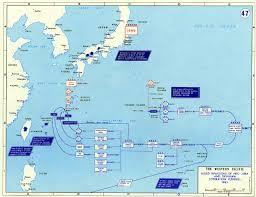 battle for iwo jima  map