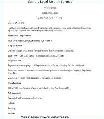 Legal Secretary Resume | Resume-Layout.com