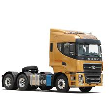 China <b>2021 hot sale</b> CAMC High Quality 6*4 Tractor Trucks - China ...