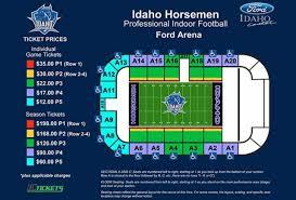 Tickets Idaho Horsemen