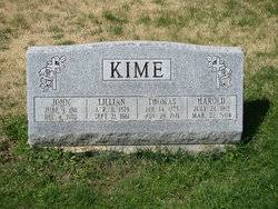 Lillian Griffith Kime (1879-1961) - Find A Grave Memorial