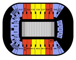 Rice Eccles Stadium Detailed Seating Chart Hebel Blog Rice Eccles Stadium