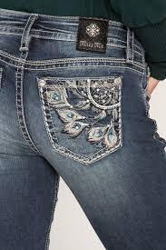 Miss Me Jeans Size Chart 36 Jeans Miss Me