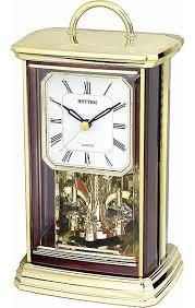 <b>Настольные часы RHYTHM</b> Настольные с мелодией <b>4SG771WT06</b>
