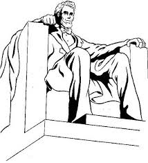 the lincoln memorial coloring page abraham lincoln memorial drawing