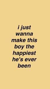 Boyfriend quotes ...
