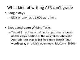 artificial unintelligence why and how automated essay scoring doesn t  relatively very small set moore s law 19
