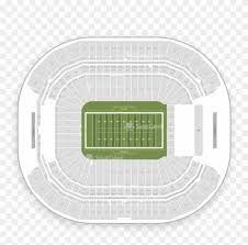 Arizona Cardinals Seating Chart Map Seatgeek University Of