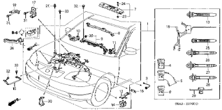 honda civic wiring harness diagram images honda civic honda civic 1 8 engine diagram wiring diagrams collections